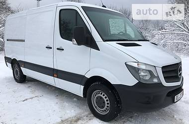 Mercedes-Benz Sprinter 213 груз. 2014 в Львове
