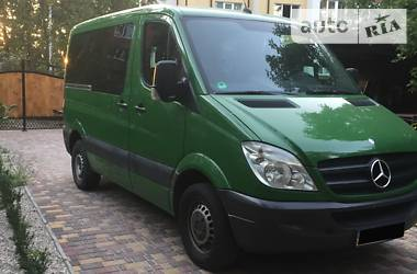 Mercedes-Benz Sprinter 213 пасс. 2008 в Киеве