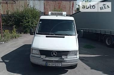 Легковой фургон (до 1,5 т) Mercedes-Benz Sprinter 310 груз. 1999 в Ровно