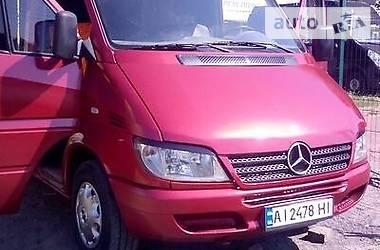 Легковой фургон (до 1,5 т) Mercedes-Benz Sprinter 311 груз. 2003 в Киеве