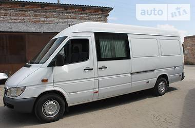 Mercedes-Benz Sprinter 311 пасс. 2004 в Ровно