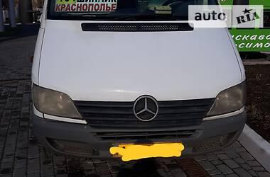 Mercedes-Benz Sprinter 311 пасс. 2002 в Днепре