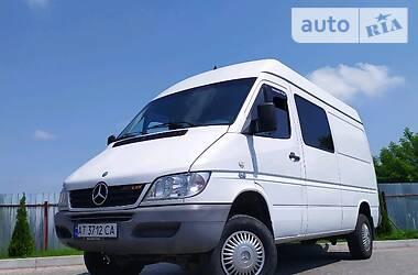 Mercedes-Benz Sprinter 313 груз.-пасс. 2005 в Ивано-Франковске