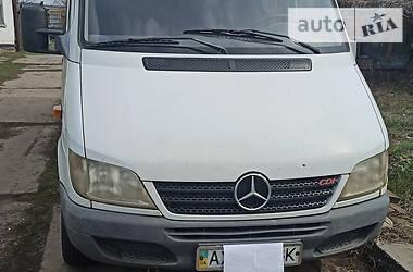 Mercedes-Benz Sprinter 313 груз.-пасс. 2005 в Харькове