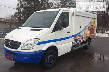 Mercedes-Benz Sprinter 313 груз. 2010 в Днепре