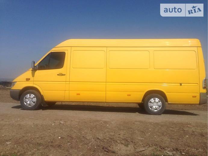Mercedes-Benz Sprinter 313 груз. 2004 в Львове