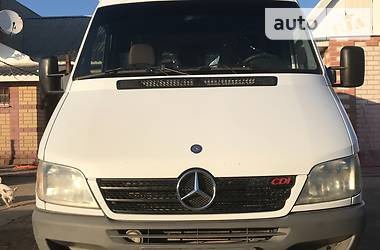 Mercedes-Benz Sprinter 313 груз. 2003 в Херсоне