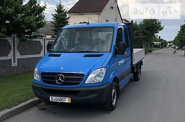 Mercedes-Benz Sprinter 313 груз. 2011 в Белой Церкви