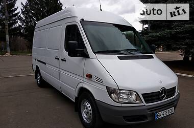 Mercedes-Benz Sprinter 313 груз. 2006 в Ровно