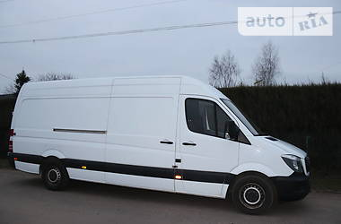 Mercedes-Benz Sprinter 313 груз. 2016 в Нововолынске