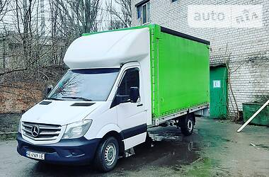 Mercedes-Benz Sprinter 313 груз. 2014 в Днепре