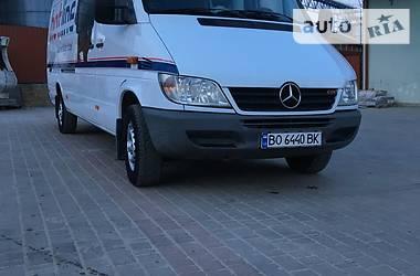 Mercedes-Benz Sprinter 313 пасс. 2002 в Тернополе