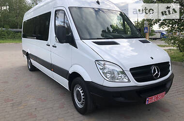 Mercedes-Benz Sprinter 313 пасс. 2013 в Луцке