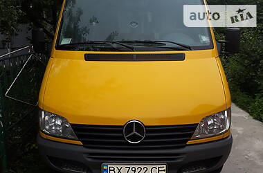 Mercedes-Benz Sprinter 313 пасс. 2000 в Хмельницком