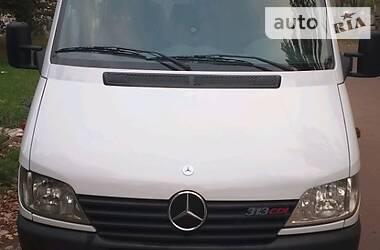 Mercedes-Benz Sprinter 313 пасс. 2003 в Кривом Роге