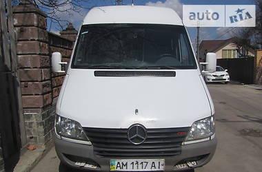 Mercedes-Benz Sprinter 313 пас. 2001 в Житомирі