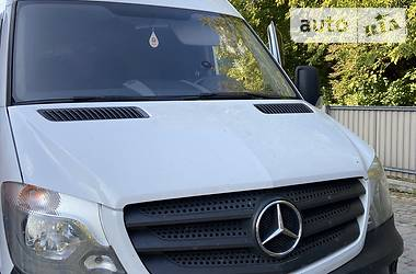 Фургон Mercedes-Benz Sprinter 314 груз. 2017 в Городке