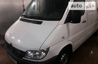 Mercedes-Benz Sprinter 316 груз. 2004 в Днепре