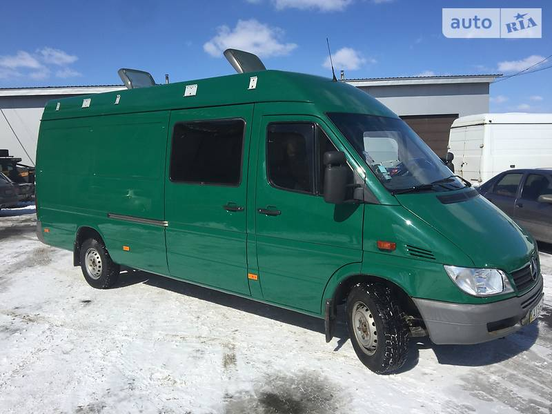 Mercedes-Benz Sprinter 316 груз. 2002 в Ирпене
