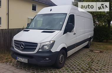 Mercedes-Benz Sprinter 316 груз. 2016 в Сумах