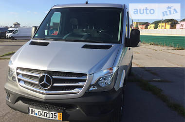 Mercedes-Benz Sprinter 316 груз. 2014 в Виннице