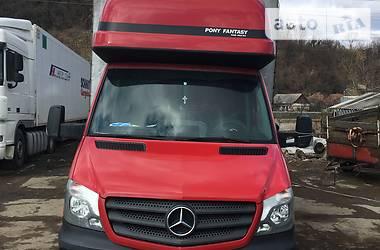 Mercedes-Benz Sprinter 316 груз. 2014 в Ужгороді