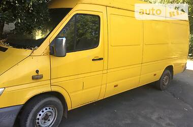 Mercedes-Benz Sprinter 316 груз. 2002 в Кривом Роге