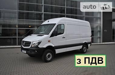 Микроавтобус грузовой (до 3,5т) Mercedes-Benz Sprinter 316 груз. 2017 в Хмельницком