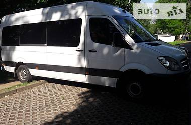 Mercedes-Benz Sprinter 316 пас. 2012