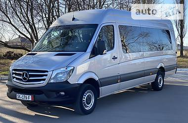 Mercedes-Benz Sprinter 316 пасс. 2016 в Сумах