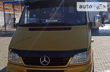 Mercedes-Benz Sprinter 316 пасс. 2002 в Сокирянах