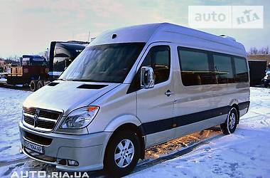 Mercedes-Benz Sprinter 318 пасс. 2008 в Новой Каховке