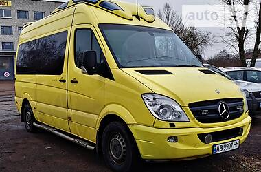 Mercedes-Benz Sprinter 319 груз. 2013 в Дніпрі
