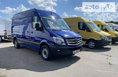 Мікроавтобус вантажний (до 3,5т) Mercedes-Benz Sprinter 319 груз. 2018 в Вінниці