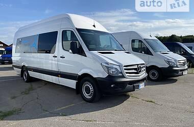 Мікроавтобус вантажний (до 3,5т) Mercedes-Benz Sprinter 319 груз. 2016 в Вінниці