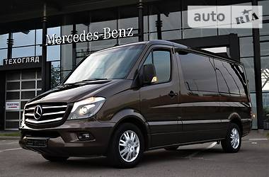 Mercedes-Benz Sprinter 319 пасс. 2013 в Луцке