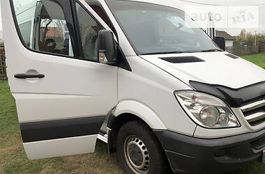Mercedes-Benz Sprinter 319 пасс. 2011 в Луцке
