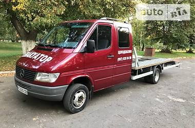 Mercedes-Benz Sprinter 412 груз. 1997 в Нововолынске