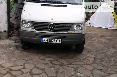 Mercedes-Benz Sprinter 412 груз. 2000 в Житомире