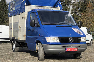Mercedes-Benz Sprinter 412 груз. 2000 в Луцке