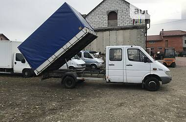 Mercedes-Benz Sprinter 413 груз. 2001 в Стрые