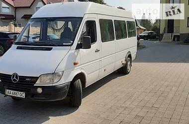 Минивэн Mercedes-Benz Sprinter 413 пасс. 2002 в Бориславе