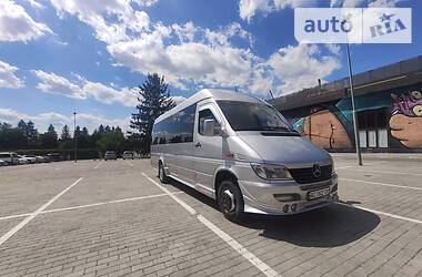 Mercedes-Benz Sprinter 413 пасс. 2002 в Луцке