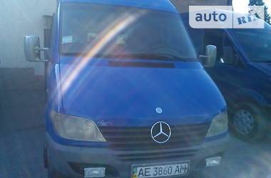Mercedes-Benz Sprinter 416 груз. 2000 в Кривом Роге