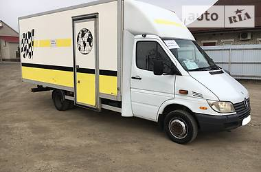 Mercedes-Benz Sprinter 416 груз. 2002 в Луцке