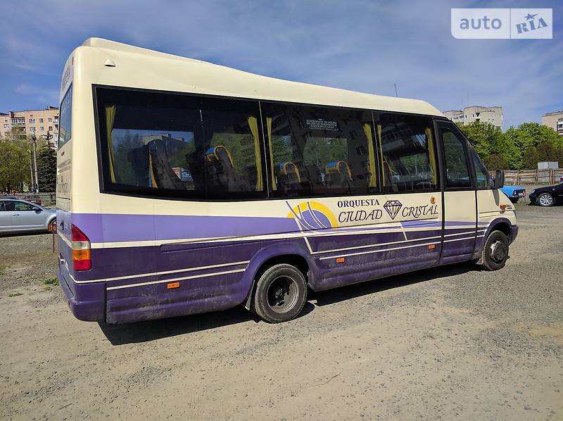 Mercedes-Benz Sprinter 416 пасс. 2001 в Луцке