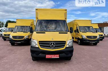 Микроавтобус грузовой (до 3,5т) Mercedes-Benz Sprinter 513 груз. 2014 в Ровно