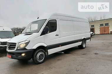 Mercedes-Benz Sprinter 516 груз. 2015 в Ровно