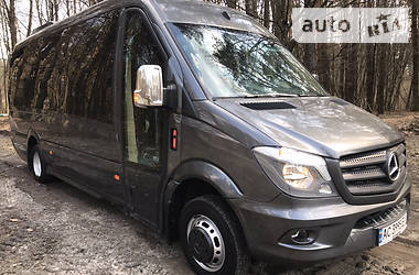 Mercedes-Benz Sprinter 518 пасс. 2011 в Ровно