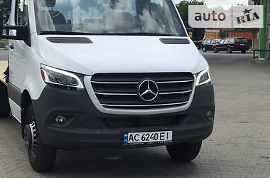 Mercedes-Benz Sprinter 519 груз. 2018 в Луцке